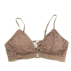 4 for $25 SALE!!!! Bozzolo Lace Padded Bra Top